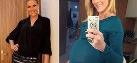 Após chegar aos 103 quilos, Ana Hickmann revela desejo de ter outro filho
