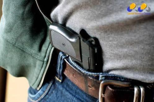 Projeto de lei autoriza cidadão brasileiro a andar armado