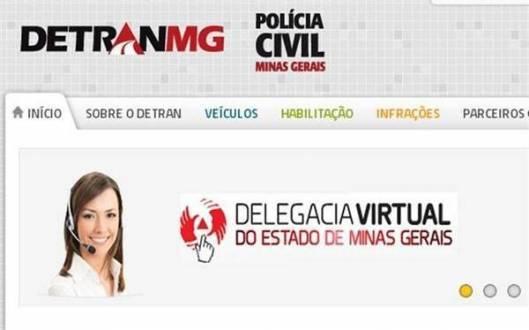 MG - Delegacia virtual ao alcance dos Mineiros