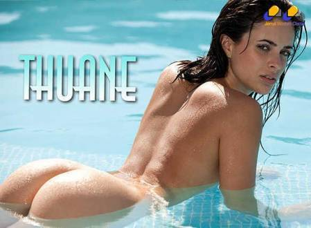 Super Gata do Dia – Thuane Marcelino