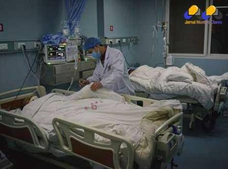 Terremoto que atingiu a China neste sábado deixou mais de 50 feridos