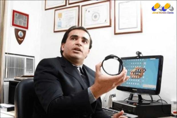Delegado da Polícia Federal Marcelo de Freitas deverá ser a novidade na próxima eleição, como candidato a prefeito