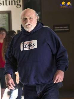 Michael Hanline, 68 anos, é o mais antigo preso inocente do estado