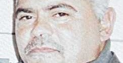 Adilson Aparecido Batista, de 44 anos, desaparecido desde a data do acidente.