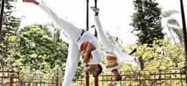 Brasil - Capoeira pode virar Patrimônio da Humanidade