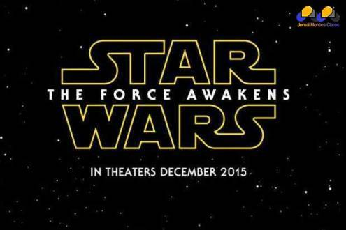 Cinema - 'Star Wars: The Force Awakens' desperta a força em trailer com novo elenco