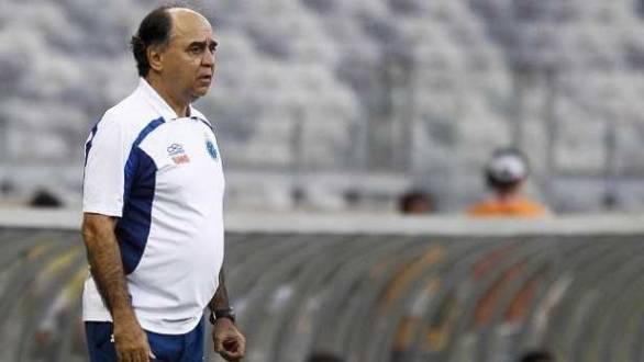 Marcelo Oliveira vai colocar o que de melhor tiver disponível contra o Criciúma