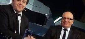 TV - Oscar Filho escreve texto emocionado sobre saída de Marcelo Tas do