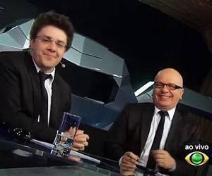 """TV - Oscar Filho escreve texto emocionado sobre saída de Marcelo Tas do """"CQC"""""""