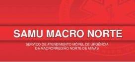Montes Claros – Plantão SAMU 26/11/2014