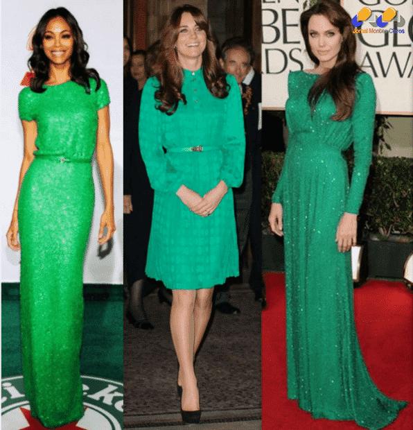 Moda - Verde esmeralda: dos looks casuais aos mais elegantes