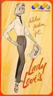 Há 80 anos a Levi's® assumiu um risco que mudou para sempre o rumo da moda feminina.