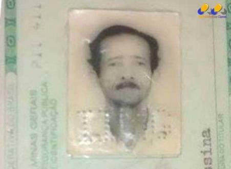 Manfredo Miranda Dias, de 81 anos, morreu no local – Foto: Reprodução