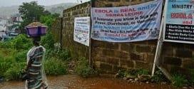 África - Governo de Serra Leoa ordena isolamento do norte do país por Ebola