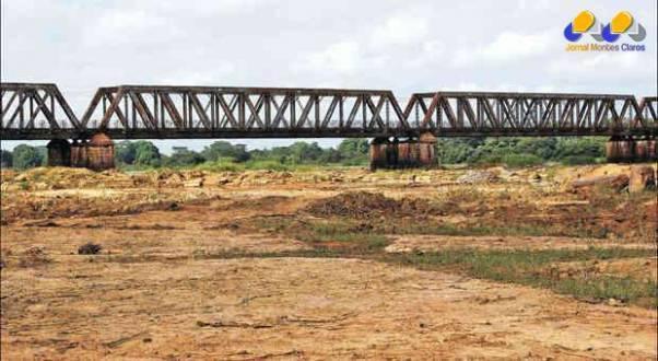 MG - Chuva ainda é insuficiente para aplacar a seca da bacia do Rio São Francisco