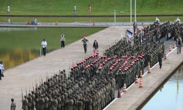 Posse de Dilma Rousseff terá esquema de segurança com 4 mil agentes