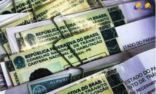 Brasil - Denatran apresenta mudanças nos modelos de carteira de habilitação com novos itens de segurança