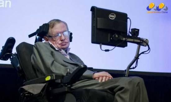 Hawking é considerado um dos cientistas vivos mais brilhantes