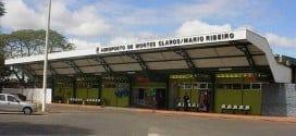 Montes Claros - Aeroporto de Montes Claros vai ter voos regulares para destinos internacionais, como Buenos Aires, Lisboa e Punta Cana