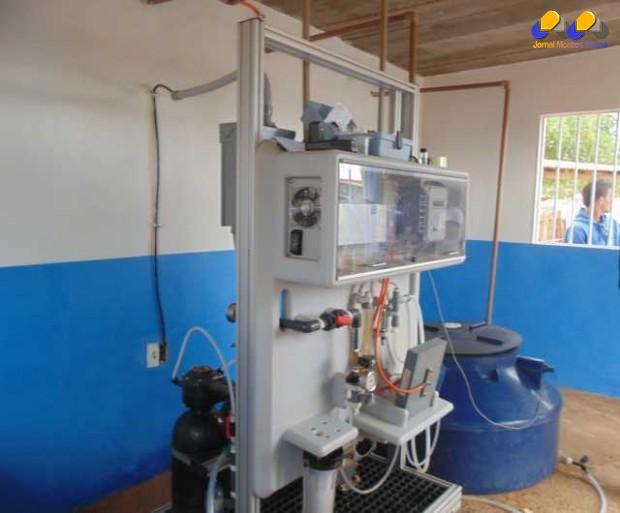Plantas Potabilizadoras em equipamentos que são considerados fundamentais para a sobrevivência em regiões que convivem com a seca