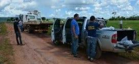 O corpo que foi encontrado dentro de uma caminhonete em um estrada rural do município de Nova Lacerda, foi identificado como Jeferson Ferreira da Silva.