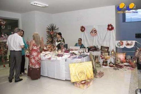 Montes Claros - Bazar Solidário na Associação Presente vende artigos natalinos neste fim de semana