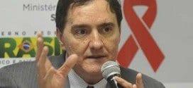Secretário de Vigilância em Saúde do Ministério da Saúde, Jarbas Barbosa