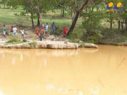 Montes Claros - Menino morre afogado em lagoa próxima ao condomínio Residencial Sul