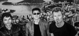 O trio norueguês A-ha é mais uma das atrações internacionais do Rock in Rio 2015. Foto: Just Loomis/Divulgação
