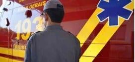 MG - Bombeiros resgatam corpo de lavrador que se afogou em Bom Sucesso