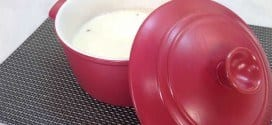 Gastronomia - Receita de Consomé de queijo