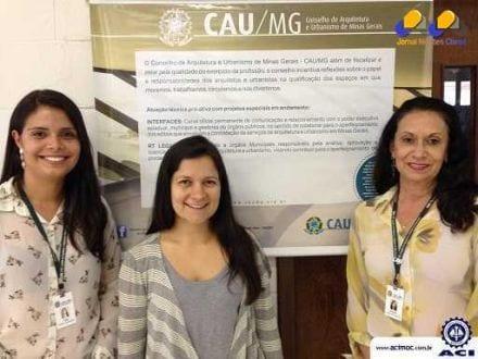 Faculdades Santo Agostinho e CAU desenvolvem projeto inédito no Brasil