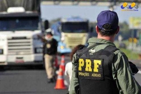 MG - PRF iniciará operação para reduzir mortes no trânsito no fim do ano e no Carnaval em Minas Gerais