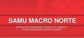 Montes Claros – Plantão SAMU 16/12/2014