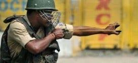 Brasil - Entra em vigor, lei que prioriza uso de armas não letais por policiais