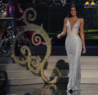 A colombiana Paulina Veiga, eleita a mulher mais bonita do planeta
