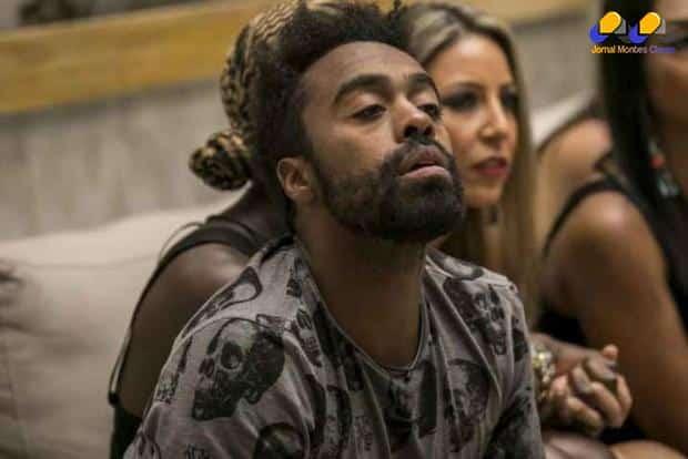 Brother não vê problema em ficar nu no reality Foto: TV Globo / Divulgação