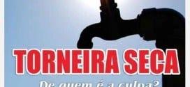 MG – Governo federal garante apoio a obra emergencial contra a falta de água em Minas
