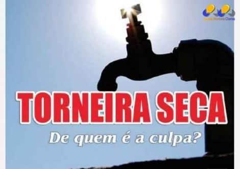 MG - Governo federal garante apoio a obra emergencial contra a falta de água em Minas