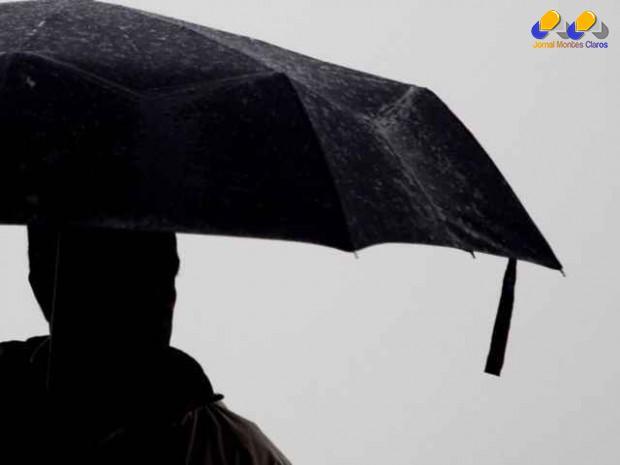 MG - Fim de semana deverá ser com chuva em grande parte de Minas Gerais