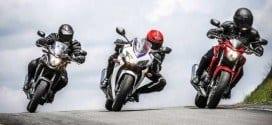 Motor - Mercado de motos: pequenas caem e as grandes sobem