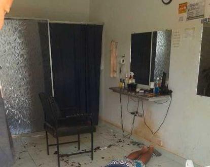 Montes Claros - Homem é executado a tiros no bairro Independência Foto: Alex Tuta