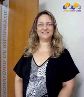 Professora Vânia Vilas Boas