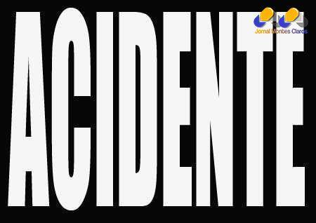 MG - Acidente entre dois carros deixa cinco feridos