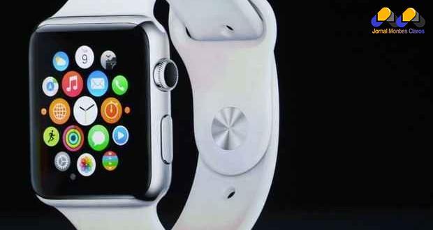 Apple começará a vender relógio inteligente Apple Watch em abril