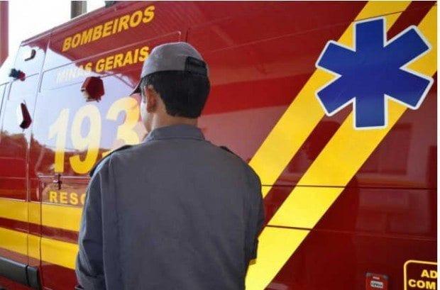 MG - Corpo de Bombeiros registram duas mortes por afogamento no primeiro dia do ano
