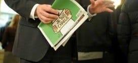 """Estado Islâmico considera """"estúpida"""" caricatura de Maomé no Charlie Hebdo"""