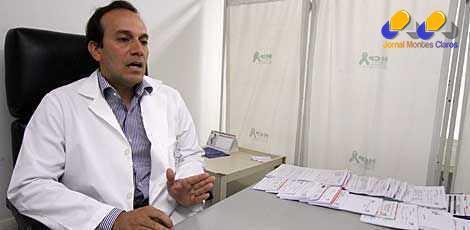 """""""Entre os pacientes que passaram pela amputação parcial do pênis, a impotência se apresenta em intensidades moderada e grave"""", diz Leonardo"""
