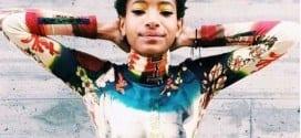 Filha de Will Smith com 14 anos, simula nudez e causa polêmica nas redes sociais