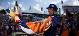 Marc Coma precisou apenas de um quinto lugar para conquistar o pentacampeonato entre as motos do Rali Dacar.